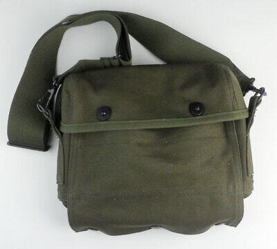 Korea War USMC Medical Bag Kit Pouch Pack Strap Canvas