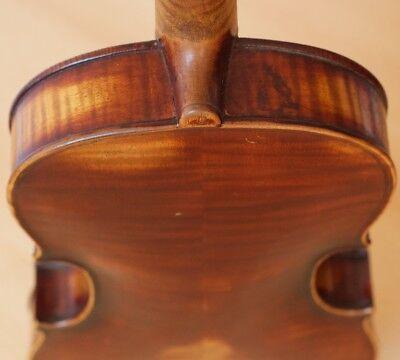 Very old labelled Vintage violin