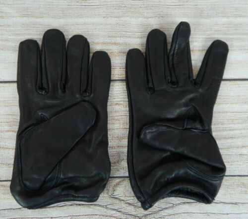 Rothco #3452 Cut-Resistant Made With Kevlar Lined Black Duty Gloves Size XL