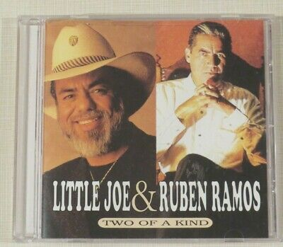 CD Little Joe & Ruben Ramos - Two of a Kind