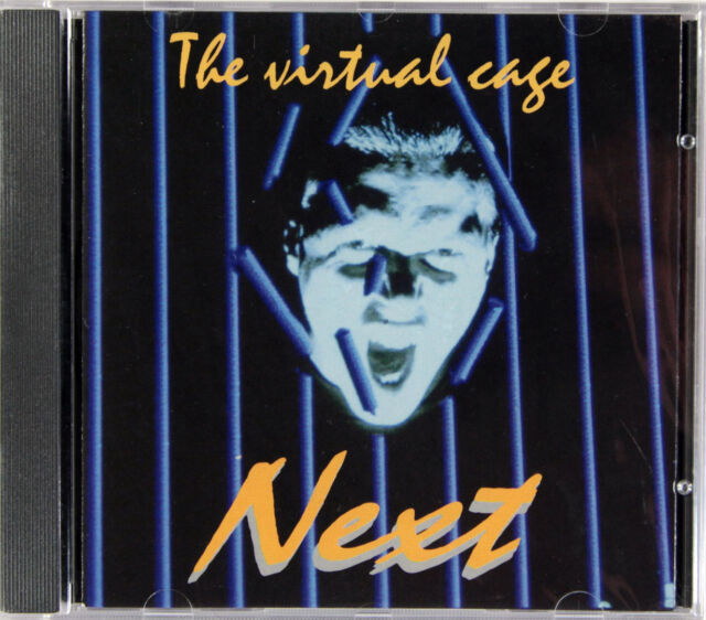Next - The Virtual Cage (CD - Vinyl Magic label) New & Sealed