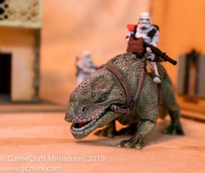 Star Wars: Legion - Dewback Rider Unit Expansion