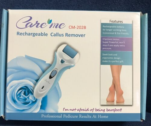 Electric Rechargeable Foot Callus Remover