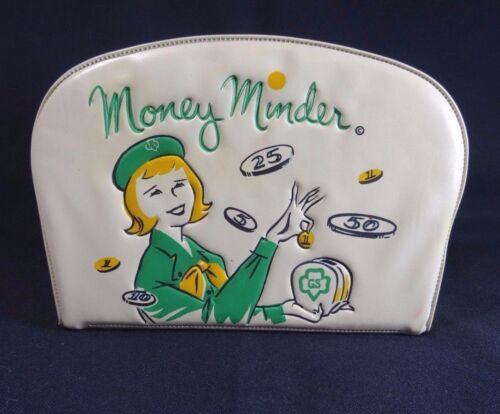 Vintage Girl Scouts Money Minder Bank