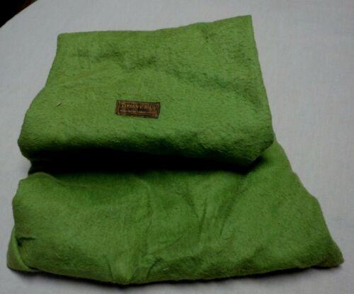 "Vintage Tiffany Silver Anti Tarnish Storage Bag For Serving Tray 33"" x 25""  BK"