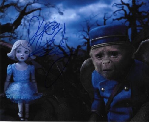 * JOEY KING * signed autographed 8x10 photo * OZ: THE GREAT AND POWERFUL * 1