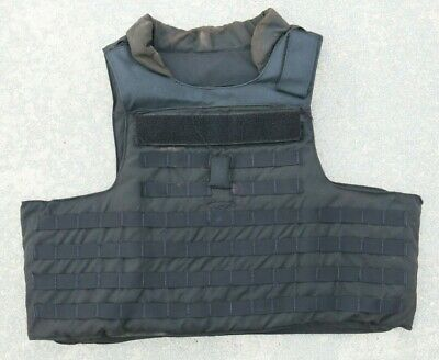 Point Blank TACTICAL Level IIIA Body Armor Bullet Proof Vest LARGE Large Bullet Tip