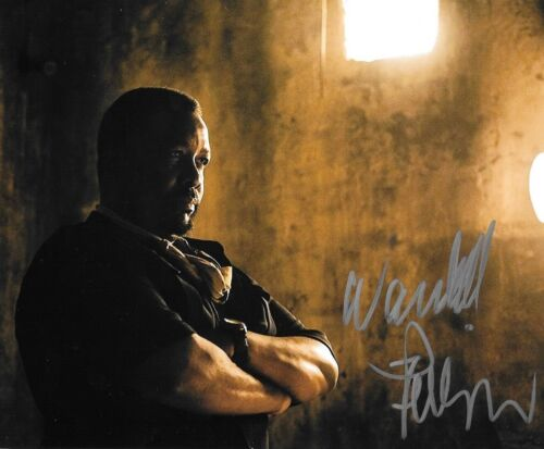 * WENDELL PIERCE * signed autographed 8x10 photo * THE WIRE * 1