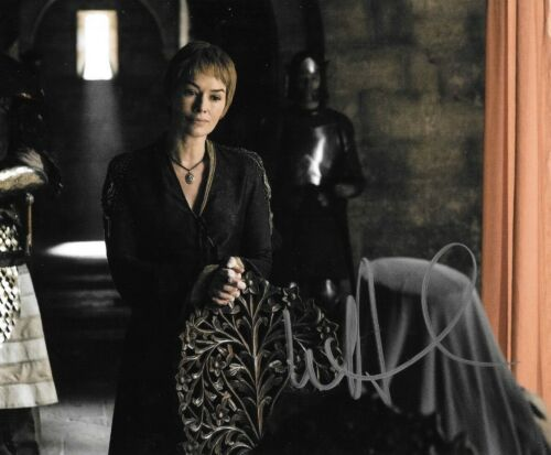 * LENA HEADEY * signed autographed 8x10 photo * GAME OF THRONES * 1