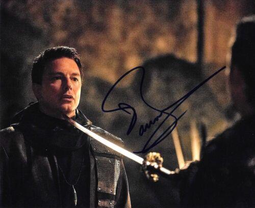 * JOHN BARROWMAN * signed autographed 8x10 photo * ARROW * 2