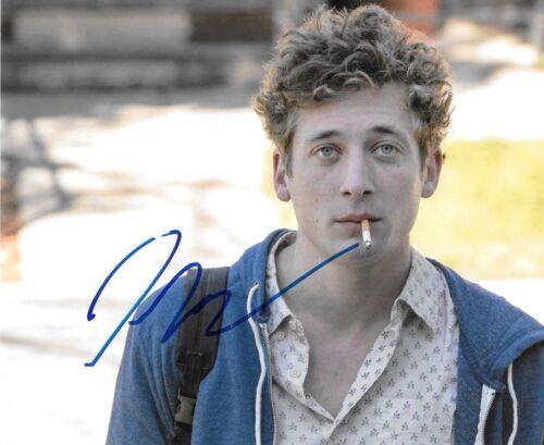 * JEREMY ALLEN WHITE * signed autographed 8x10 photo * SHAMELESS * LIP * 1