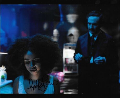 * HAYLEY LAW * signed autographed 8x10 photo * ALTERED CARBON * 1