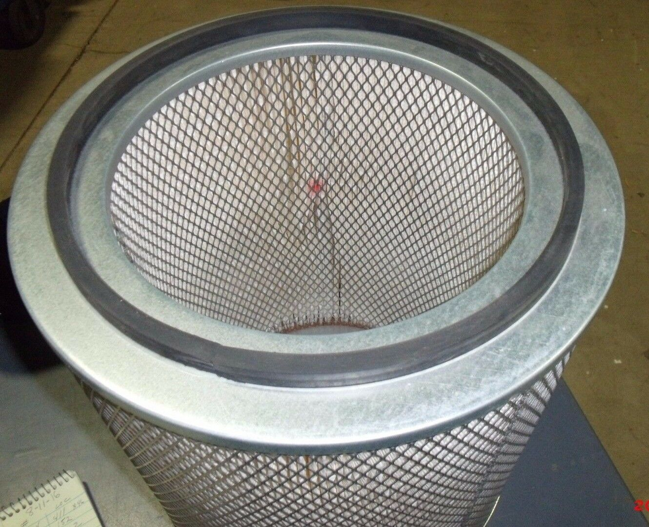 "14"" Radius x 14 1/2"" Height Air Filter Commercial Free Shipping"