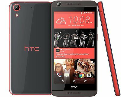 New Htc Desire 626S T Mobile Unlocked 4G 8Gb Lte Gsm Android Smartphone Grey