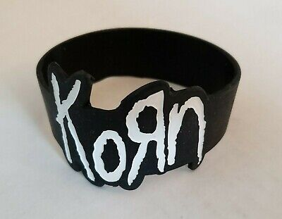 KoRn The Path of Totality Tour 2012 Wristband Bracelet Display Limited Edition
