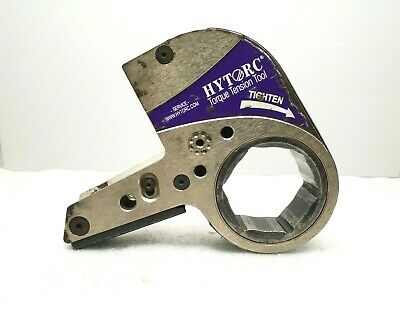 Hytorc Stealth-4 8 Link 2-58 Hex Cassette Hydraulic Torque Wrench Head