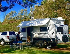 2013 Jayco Sterling Outback Pop-Top Noosaville Noosa Area Preview
