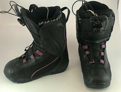 Sims Caliber Snowboarding Boots sz womens 7