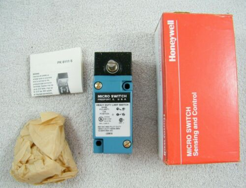 HONEYWELL LSN1A MICRO SWITCH SENSING AND CONTROL, NEW