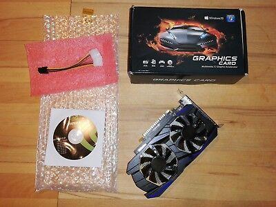 Grafikkarte GeForce GTX 960  GDDR5 4GB 128bit DVI+VGA+HDMI. Neu & OVP.