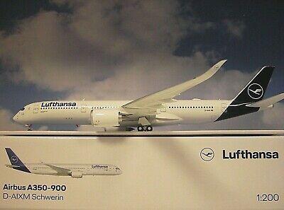 Herpa Wings 1:200 Lufthansa Airbus A380-800 Brüssel 550727