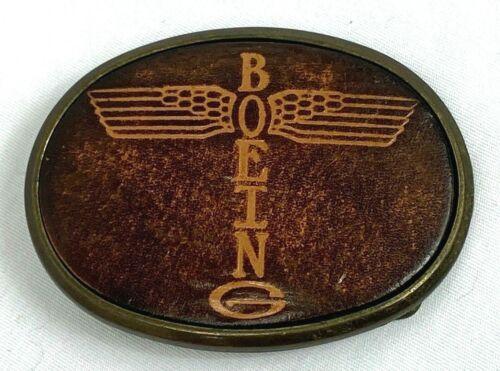 Boeing Aircraft Corporation Belt Buckle