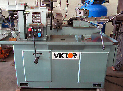 Victor Som-461 Second Operation 6-position Turret Manual Lathe
