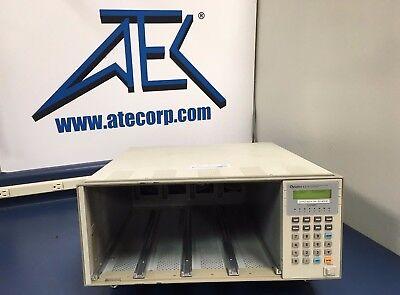 Chroma 6314 Dc Electronic Load Mainframe 4 Slot