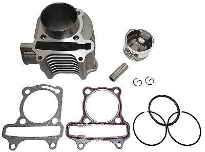 - SCOOTER 150CC GY6 ENGINE REBUILD KIT CYLINDER KIT CYLINDER HEAD CHINESE SCOOTER