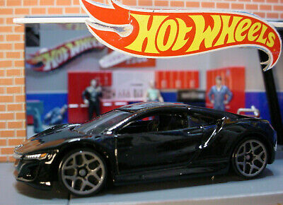 2020 Hot Wheels '17 ACURA NSX ☆ all black;gray y5☆Multi pack exclusive?☆LOOSE