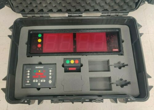 DSAN Corp Limitimer Wireless Professional Staging Kit with Carry Case