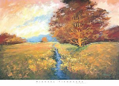 Michael Tienhaara Fall Spectacle Poster Kunstdruck Bild 66x91cm - Germanposters