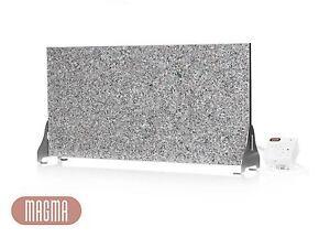 magma infrarotheizung marmorheizung standheizk rper magmaheizung 400 watt ebay. Black Bedroom Furniture Sets. Home Design Ideas