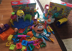 Play doh playsets