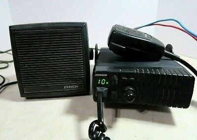 Ef Johnson Challenger 242-7180 Mobile Radio 150-174 Mhz 55 Watts