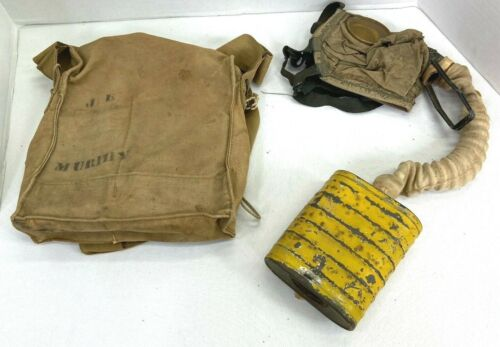 WWI Army Issued Gas Mask