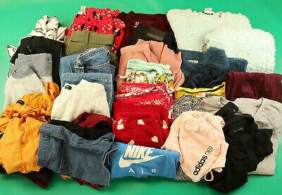 WOMEN Ladies Clothes Bundle 7.5 kilos 31 items Wholesale Joblot Variuos Size