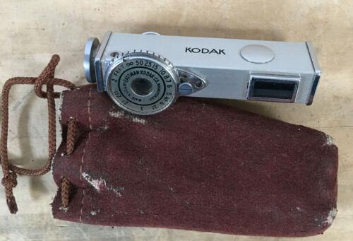 VTG Eastman Kodak Range Finder Distance Estimator Camera Accessory Tool + Pouch