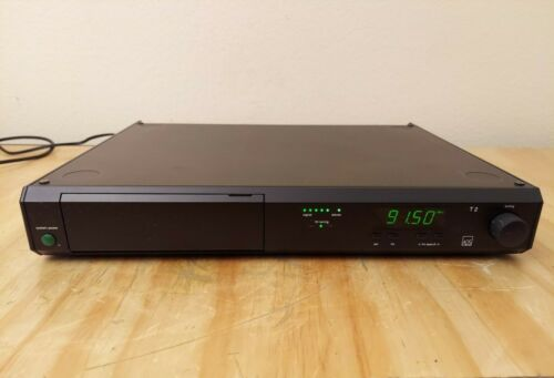 ADS a/d/s T2 Stereo Tuner Great Condition Braun Atelier by Dieter Rams
