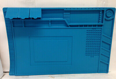S160 Heat Resistant Soldering Mat Work Repair Insulation Station Magnetic