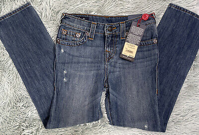 true religion geno slim boys size 7