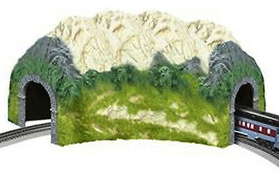 LIONEL CURVED O GAUGE TRAIN TUNNEL scenery mountain road curve 6-37810 NEW