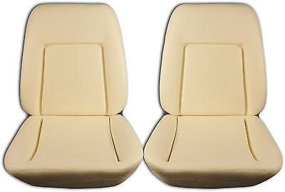 1969 Camaro Deluxe Seat Foam Set