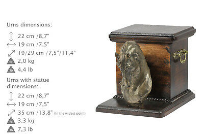 Fresian Horse 2, horse urn made of cold cast bronze, ArtDog, CA - kind2