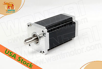 Usa1pc Nema42 Stepper Motor3256oz-in 6.8a 150mm Engrave Miling Cnc110bygh150-001