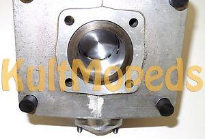 Simson Zylinder DDR geschliffen 50 ccm 50cm³ S51 SR50 KR51 Schwalbe Motor Kolben