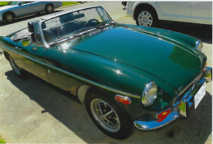 1973 MGB -NEW PRICE