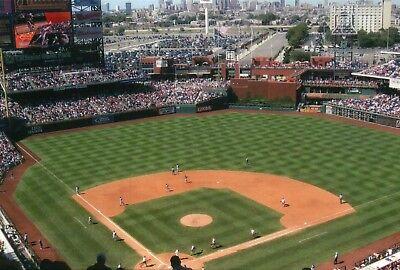 Citizens Bank Park Baseball Stadium Philadelphia Phillies Pennsylvania  Postcard