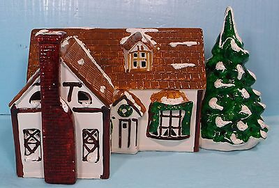 "DEPARTMENT 56 SNOWHOUSE SERIES "" TUDOR HOUSE"""