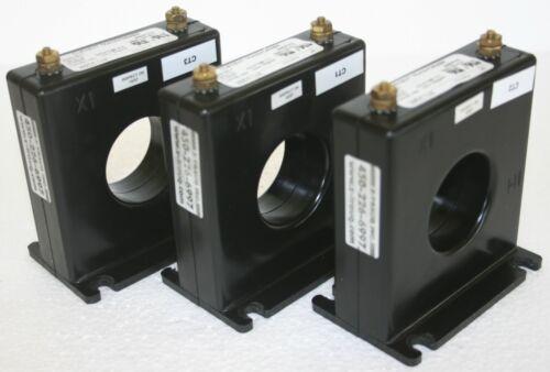 WICC Ltd MW0150-T 150:0.1A Current Transformer 2560-150-02-T 50/400 Hz, Lot of 3